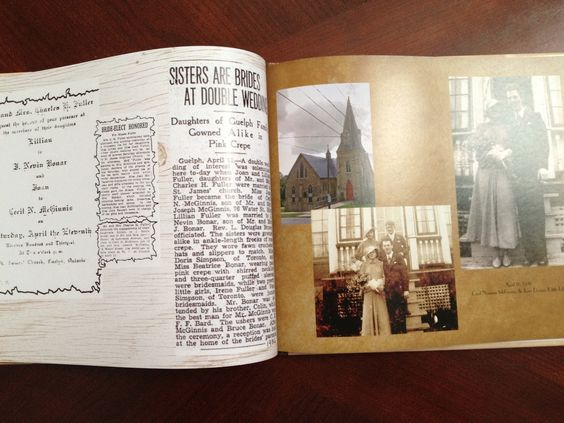 Olive Tree Genealogy Blog: Creating a Family History Story Book ...