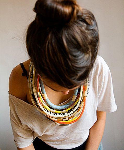 Oblong Beads