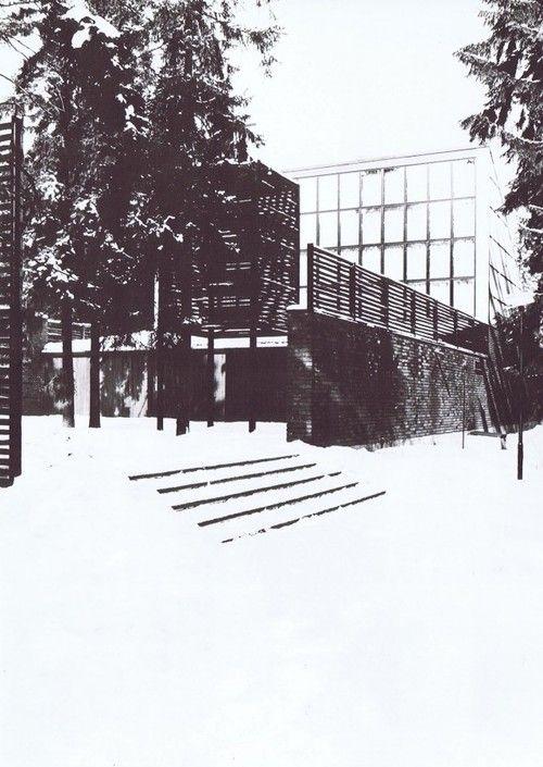 Le Post-it Jaune | HEIKKI and KAIJA SIRENOtaniemi Chapel, Campus of...