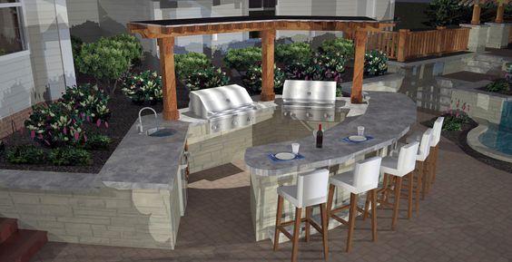 my backyard bar