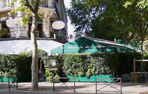 Balade quartier de Montparnasse