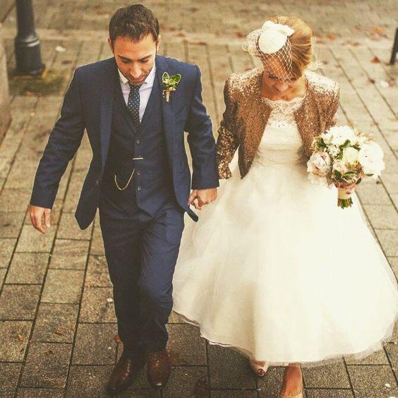 Retro Wedding Dresses and Inspiration | POPSUGAR Fashion