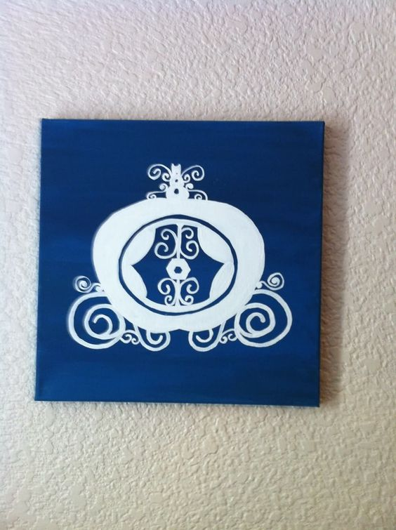 Disney silhouette paintings - Craft Forums  so making this