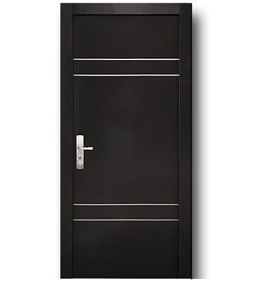 Xe puertas de seguridad 10 900 con dise os minimalistas - Puertas de diseno interior ...