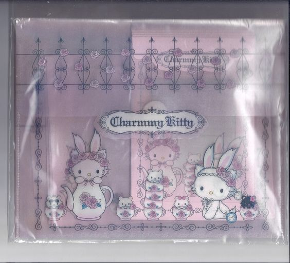 Sanrio Charmmy Kitty Stationery Set with Pouch
