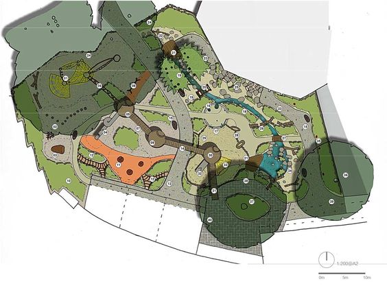 Adelaide-Zoo-Play-Space-Nature-WAX Design-09 « Landscape Architecture Works | Landezine