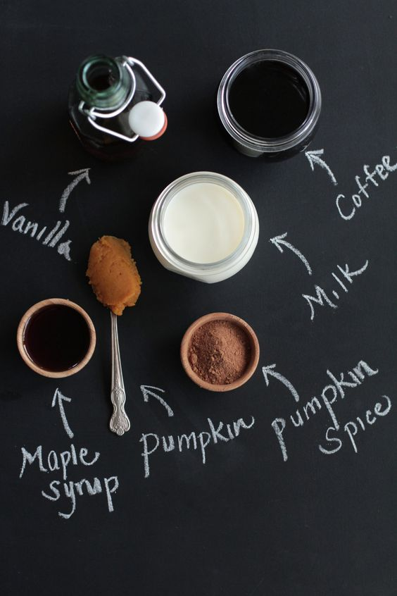 Homemade Pumpkin Spice Latte (the real deal) - Live Simply