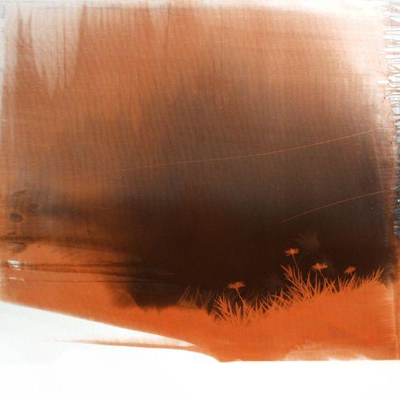 "Saatchi Art Artist: Alex Santafe; Acrylic 2014 Painting ""Impressions"""