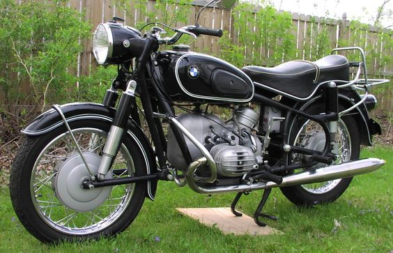Vintage bmw motorcycles for sale
