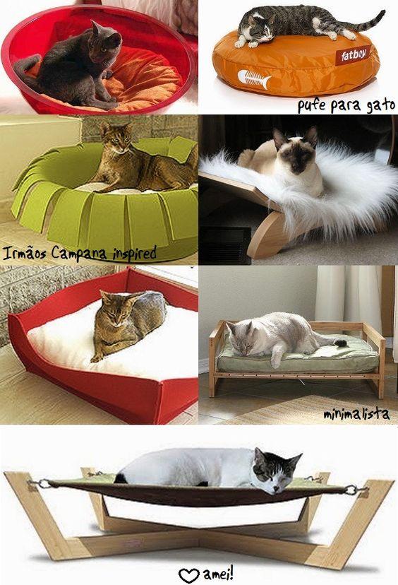 cama de gatos!!