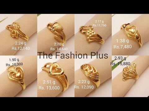 Gold Rings Fashion Ring Designs