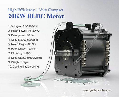96v 20kw Electric Car Brushless Dc Motor China Electric Car Motor 96v Ectric Car Motor Made In Ch Electric Motorcycle Electric Car Conversion Electric Car