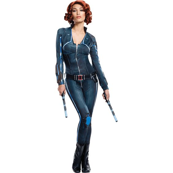 Age of Ultron Black Widow Costume - RC-810301 from Superheroes Direct