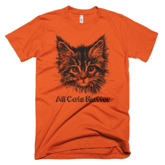 All Cats Matter - Men Cotton-M, L, XL