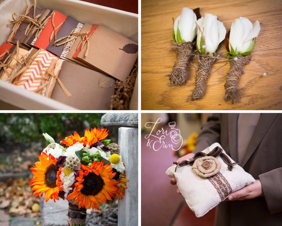 DIY Rustic Details Wingate Barn Wedding Photography Rochester NY
