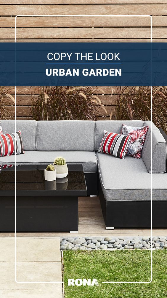 This L Shaped Sofa Is The Pinnacle Of Comfort Accessorized With Plants In Concrete Pots And Colourful Cushions We Relaxation Room Urban Garden L Shaped Sofa