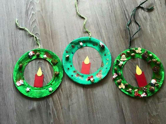 Adventskranz kindergottesdienst for Kindergottesdienst weihnachten ideen