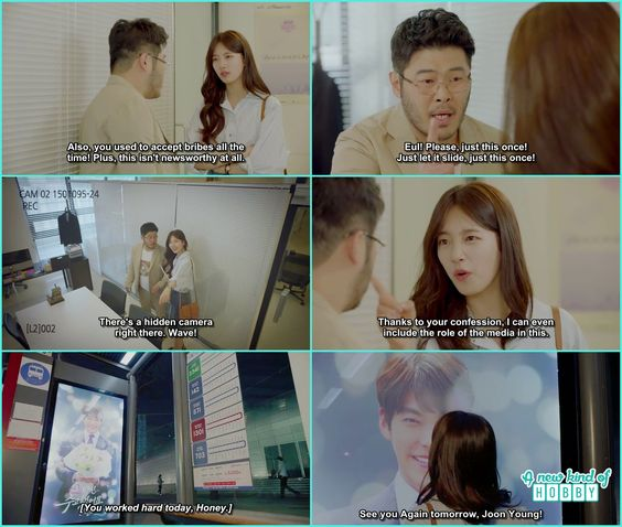 No Eul at the bus stop see you tomorrow again joon young - Uncontrollably Fond - Episode 20 Review (Finale)