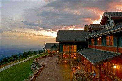 The Lodge at Mount Magazine State Park near Paris, Arkansas