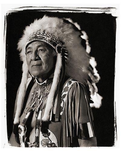 Chief Al Okemah - Kickapoo