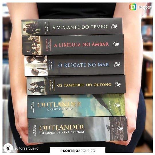 Outlander E Uma Serie De Tv Baseada Nos Livros De Diana Gabaldon