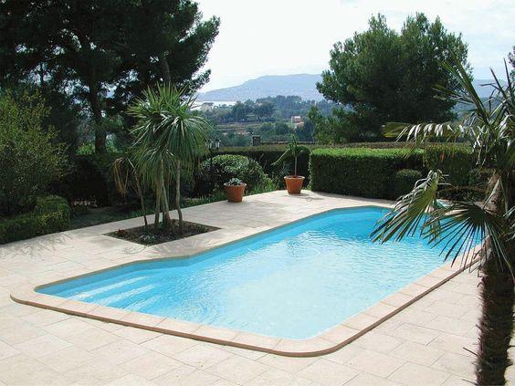 M s de 1000 ideas sobre piscine coque en pinterest mini - Coque piscine carree ...