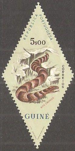Guine 1962 5$00