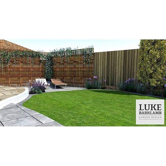 Gardendesign Gardendesigner Landscaping Gardens Design Northamptonshire Drawing Garden