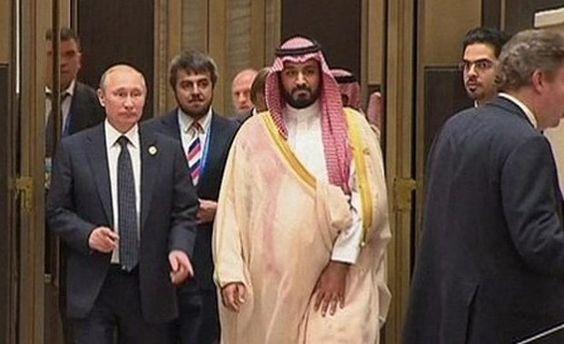 Rusia y Arabia Saudita alcanzan acuerdo para precios del crudo http://www.ojopelao.com/rusia-y-arabia-saudita-alcanzan-acuerdo-para-precios-del-crudo/