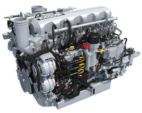 Paccar Mx 13 Powertrain Truck Engine Moteur