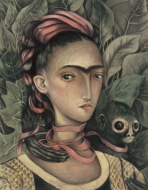 Antonio Lorente | Frida Kahlo: