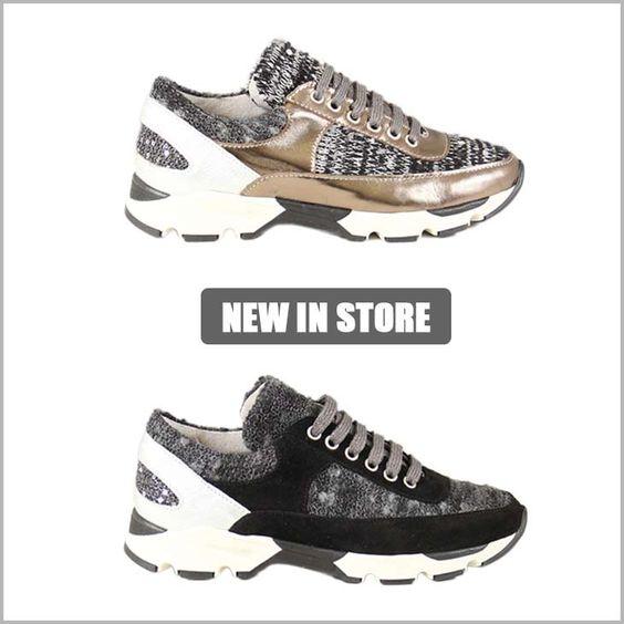 NIEUW! Deze trendy sneakers zijn net nieuw binnengekomen! Welke kleur vinden jullie de mooiste? Goud of zwart?  Wees er snel bij en koop ze via onze webshop http://www.bobotremelo.be/nl/pr-goudkleurige-sneaker.9644