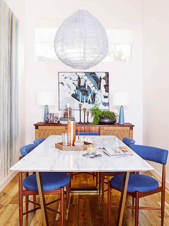 Dining Room by Emily Henderson