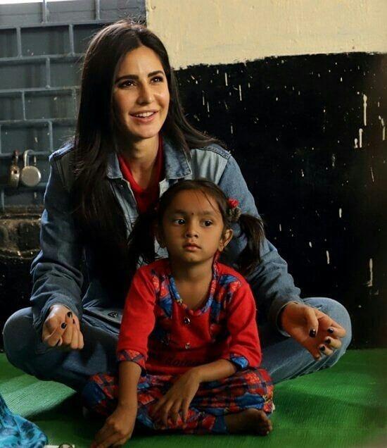 Katrina Kaif On Instagram Katrinakaif For Educate Girls Ngo Katrinakaif Katrinakaiffans Katrinak Girls Education Katrina Kaif Katrina