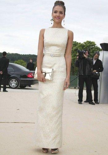 Jessica Alba's style - 2007
