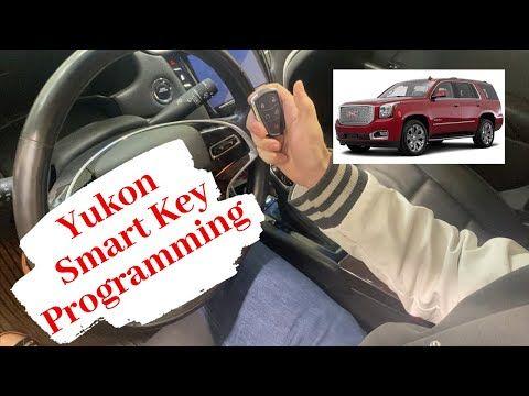 2015 Gmc Yukon Xl Keyless Entry Remote Fob Smart Key Programming