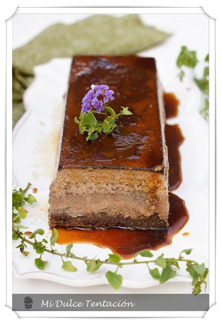 Mi dulce tentación: Brownie Flan de Oreos y Chocolate