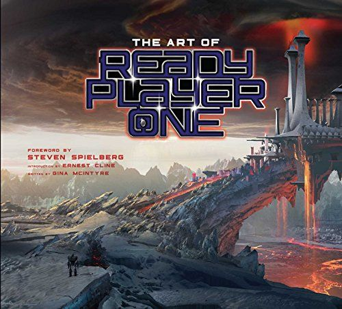 The Art Of Ready Player One Hardcover Discover The Captivating Art Of Steven Spielberg S Ready Player One Ready Player One Ready Player One Book Player One