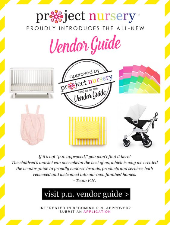 Project Nursery Vendor Guide: We do the research and put in the time handpicking only the best so you don't have to! #baby:  Internet Site,  Website, Baby Gear, Baby Laz, Baby Help, Baby Howles, Baby Kid Stuff, Baby Industry, Baby Nurseries