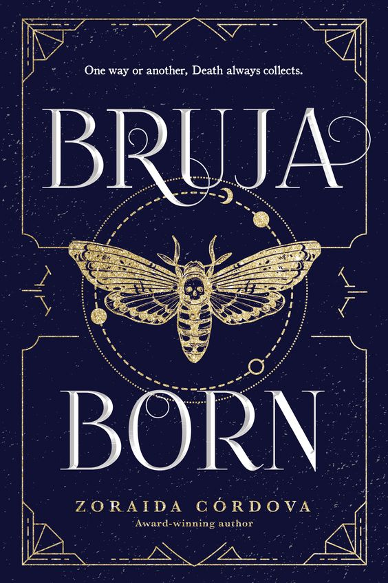 #CoverReveal Bruja Born (Brooklyn Brujas, #2) by Zoraida Córdova