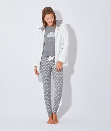Pinterest le catalogue d 39 id es for Pyjama femme chaud