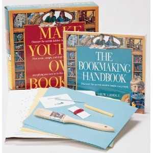 Make Your Own Book Kit: A Complete Kit/Handbook and Bookmaking Kit