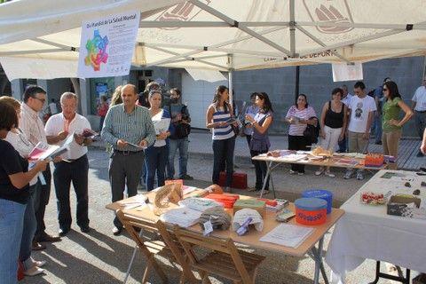Corralejo, Puerto del Rosario y Gran Tarajal conmemoran el Día Mundial de la Salud Mental - http://gd.is/SE5Zev