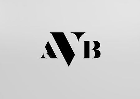 Typographic identity for AVB