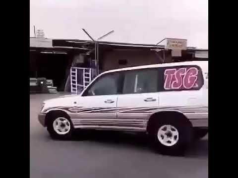 كلج مكلاود Van Suv Suv Car