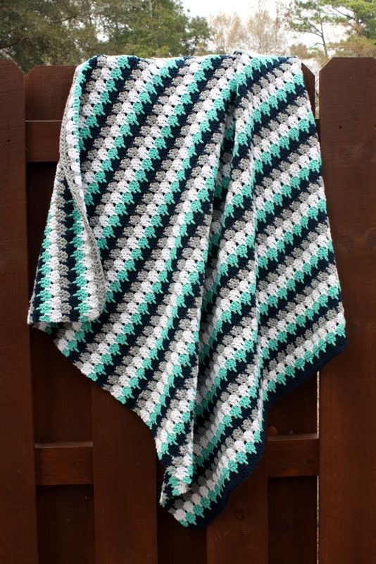 Larksfoot Crochet Baby Blanket Pattern : Boys, Color patterns and Patterns on Pinterest
