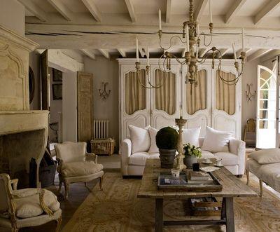 #provencal salon...
