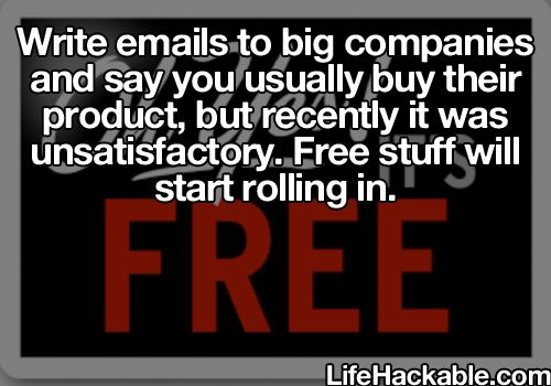 See More Daily Life Hacks Here