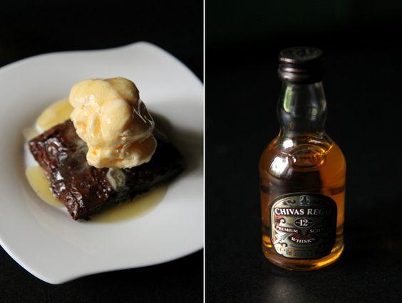 ... whiskey sauce and more whiskey sauce whiskey caramel brownies sauces
