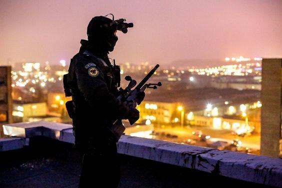 Lithuania counter terrorism unit